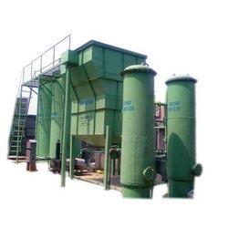 Effluent Waste Water Treatment Plant