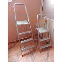 Aluminium Platform Step Ladder-02
