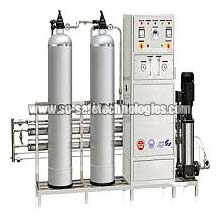 SS Super Deluxe Commercial Reverse Osmosis System
