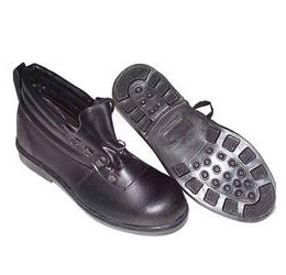 Leather Safety Footwears