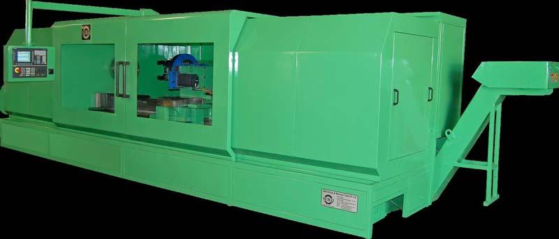 CNC Lathe Machine (SLA Series)