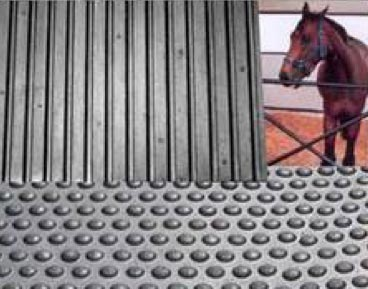 Animal Stable Rubber Mats Horse Stable Mat Exporters India