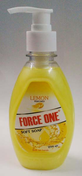 Soft Soap Lemon 250 Ml