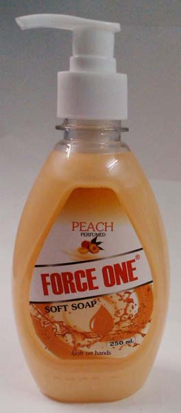 Soft Soap Peach 250 Ml