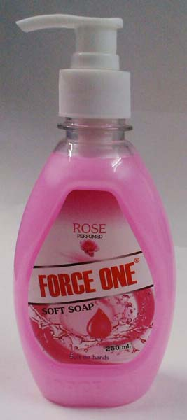 Soft Soap Rose 250 Ml