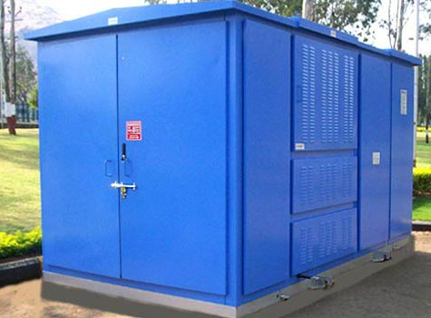 Distribution Unit Substation