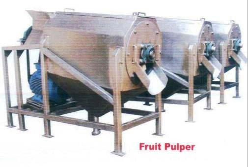 Fruit Pulper
