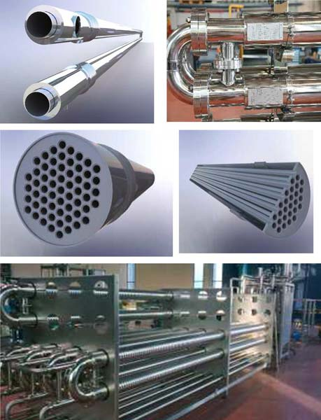 Multi-Tube Heat Exchangers