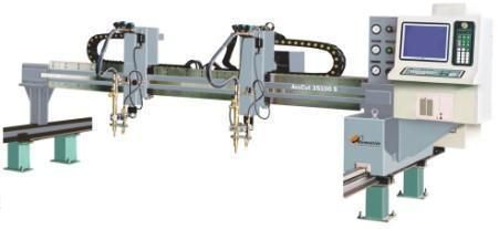 High Performance CNC Plasma Cutting Machine