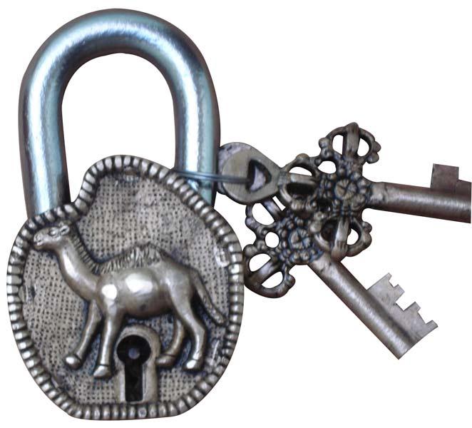 Brass Door Padlocks