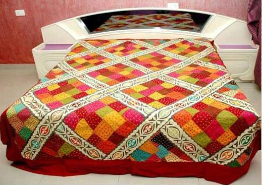 Home Furnishing Item 03. Home Decor Furnishings Embroidered Cushion Covers Cotton Bed