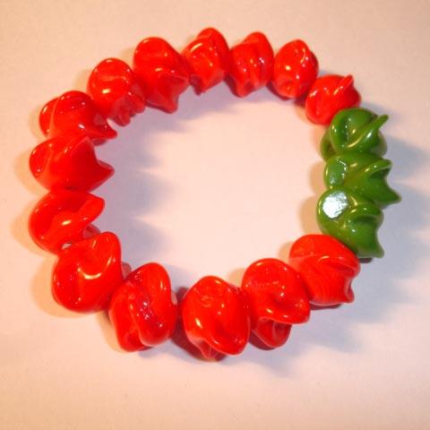 Glass Beaded Bracelets