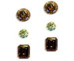 Dark Brown Diamonds Merchant Exporter