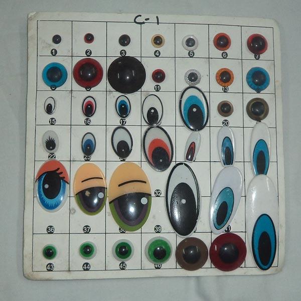 Squishy Eyeball Toy : Plush Toys Eyes,Teddy Bear Noses,Artificial Flowers Supplier