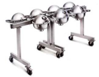Chafing Dish Trolley
