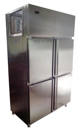 Four Door Refrigerator 02