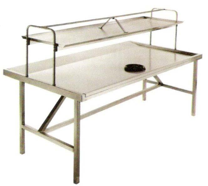 SS Dirty Dish Landing Table