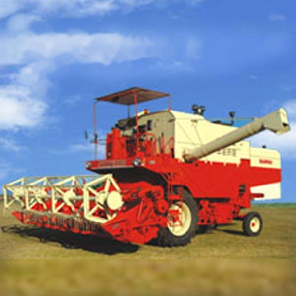 Combine Harvester 01