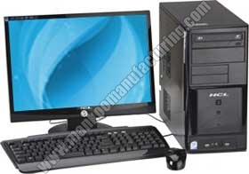 HCL Desktop Computer