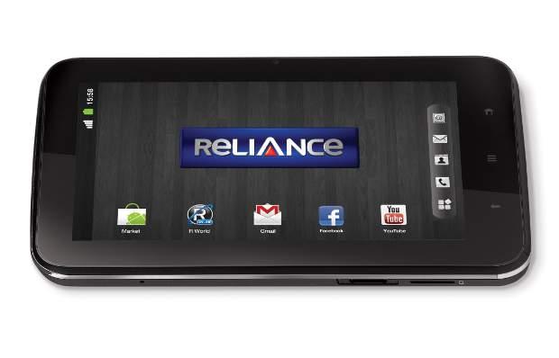 Reliance CDMA Phone