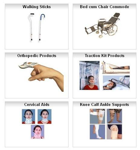 Rehabilitation Aids Customized Rehabilitation Aids