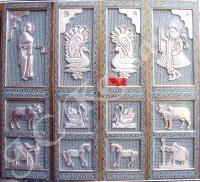 Silver Doors Manufacturer and Exporter