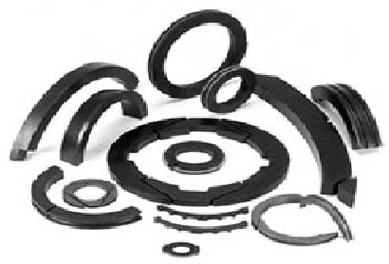 Carbon & Graphite PTFE Rings