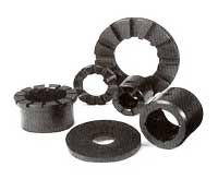 Carbon & Graphite Thrust Bearings