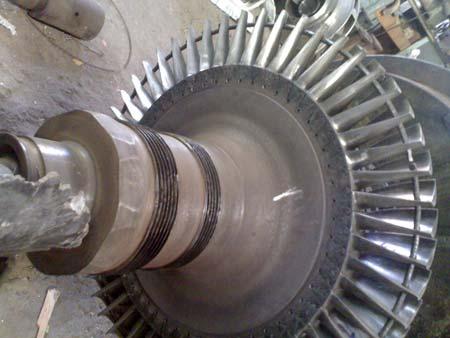 Turbocharger Repairing