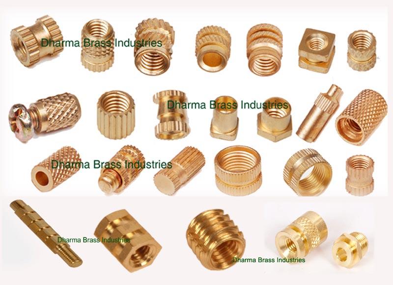 Brass Insert Fittings