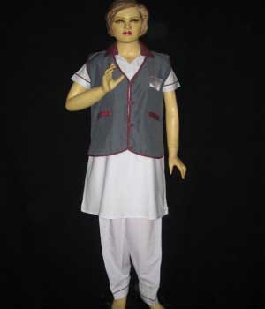 School Salwar Suit