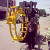 Hydraulic External Clamp