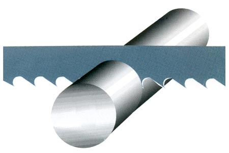 Bi-Metal Bandsaw Blade