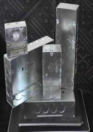 Metal Concealed Boxes