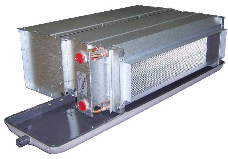 Fan Coil Unit : Air cooling equipment handling unit industrial