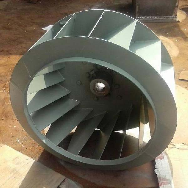 Direct Drive Impellers : Air cooling equipment handling unit industrial