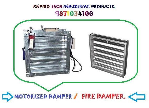 Volume Control Damper Gravity Louver Damper Turbo