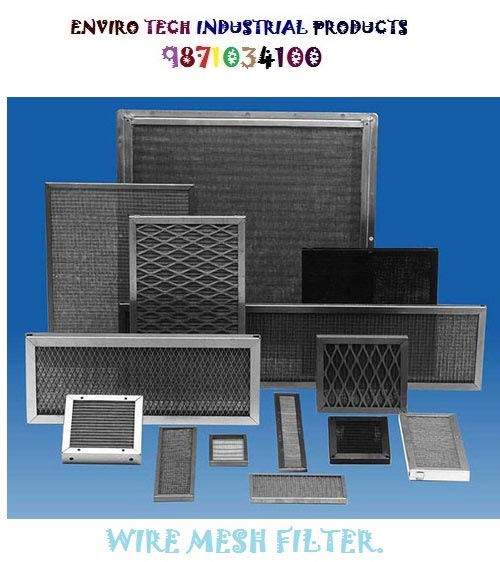 Wire Mesh Air Cleaner : Air pre filter vacuum cleaner filters wire mesh