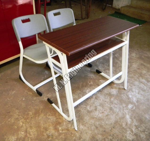 Classroom Desk And Chair Set