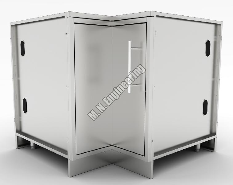 Steel Cabinet 04