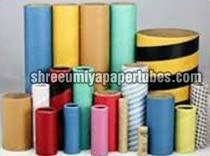 Embossed Knurling Paper Tube & Textile