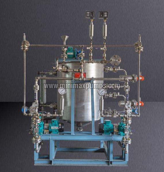 LP and HP Dosing System