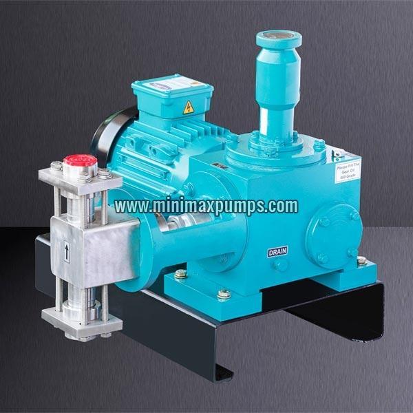 Plunger Type Pump (MP-20)