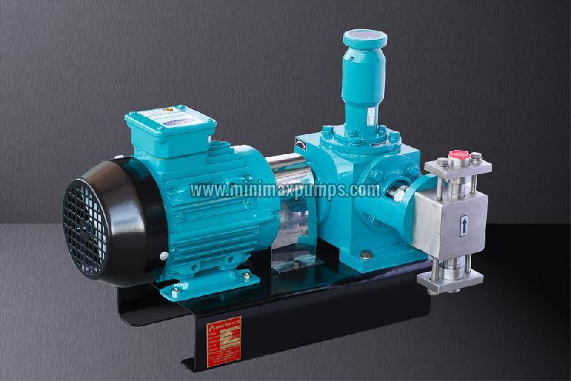 Reciprocating Metering Pump