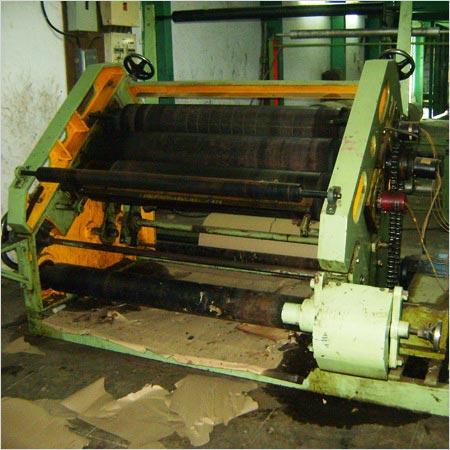 Box Corrugation Machine