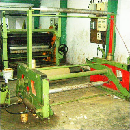 Reel Stand Machine