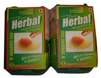 odorless organic eggs