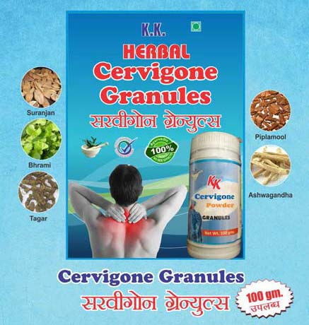 Herbal Cervigone Granules