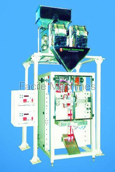 EWF Automatic Pouch Packing Machine