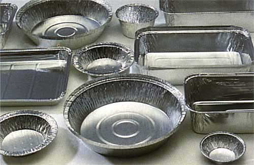 Aluminium Food Container Supplier